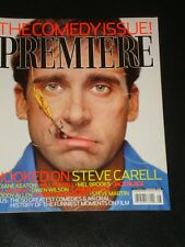 PREMIERE magazine 2006, Steve Carell, Will Ferrell, Bill Murray, Steve Martin
