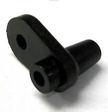 61016 Plastic Black Antenna Mount Bracket x 1 1/8 HSP Tornado