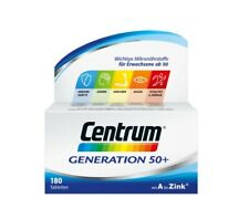CENTRUM Generation 50+ Tabletten   180 st   PZN14170556