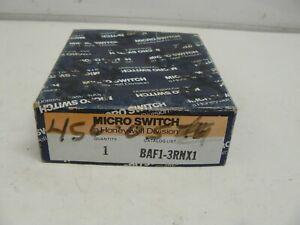 Honeywell BAF1-3RNX1 micro switch limit switch new