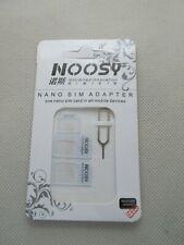NOOSY-Nano to Micro/Standard SIM Card Adapter Converter