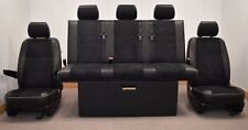 STREAMLINE FULL WIDTH EASI-LIFT ROCK N ROLL BED + T5 SEAT UPHOLSTERY (111B+CS)