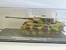 IXO Die-cast Model 1:72 Scale Panzerkampfwagen Tiger Sd.Kfz.182 Ardennes - 1944