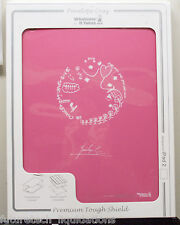PENELOPE CRUZ IPAD 2 T0UGH SHIELD CASE W/SCREEN PROTECTOR - WIT-PD2-PPC01