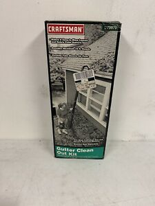 craftsman gutter clean out kit # 7179970
