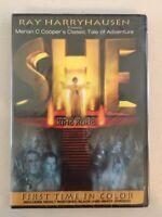 SHE Merian C. Cooper's Classic Tale of Adventure DVD