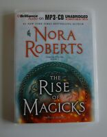 The Rise of Magicks: by Nora Roberts -  MP3CD Audiobook