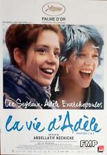 LA VIE D'ADELE - BLUE IS THE WARMEST COLOR - SEYDOUX - ORIGINAL SMALL POSTER