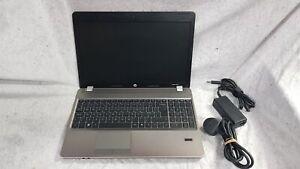 "HP Probook 4530s 15.6"" Laptop 2.10 Ghz Intel Core i3-2310M 320GB 3GB (NO OS) Gra"