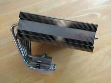 Used Noctua NH-C14S CPU cooler with 140mm NF-A14 PWM Chromax fan and accessories