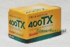 5 rolls KODAK 400 Tri-X 35mm 36exp B&W Film 400TX black and white 135-36