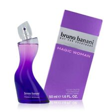 Bruno Banani Magic Woman Edt Eau de Toilette Spray 50ml