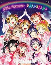 Love Live!  myu's Final LoveLive! - myu'sic Forever  Blu-ray Memorial BOX F/S