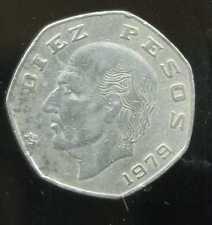 MEXIQUE 10 pesos 1979  ( bis )