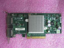 SUPER AOC-STG-I2 Supermicro 2-Port 10 Gigabit PCI-E x8 Ethernet Card