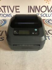 Zebra GX420d LED USB Ethernet Direct Thermal Label Printer | GX42-212910-0540