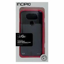 Fundas y carcasas transparentes de plástico para teléfonos móviles y PDAs LG
