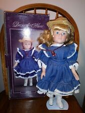 """House of Lloyd """"Sashay"""" Doll Country Girl Square Dance Kids 1994 18"""""""