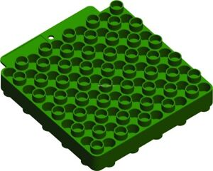 RCBS Universal Round Reloading Plastic Block Holds Up to 50 Cases 9452