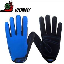 Unisex Adults Polyester Cycling Gloves & Mitts