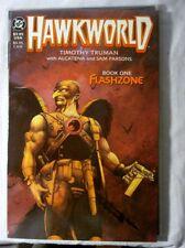 Hawkworld Issues #1-3 (1989, DC) FP VF/NM