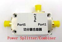 New 50MHZ-3GHZ SMA one-two Splitter WIFI two-splitter Power Splitter Combiner