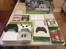 Xbox One S 500Gb Minecraft Bundle