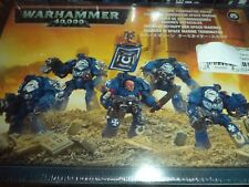 Space Marine Terminator Squad Warhammer 40k 40,000 Games Workshop New!