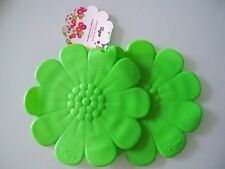 SET DUE PRESINE IN SILICONE KOSY VIGAR FASHION CUCINA SILICONE POTHOLDERS