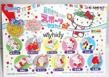 Miniatures Sanrio Hello Kitty sport mascot box set  - Re-ment     ^_^
