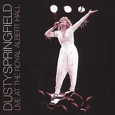 Live at the Royal Albert Hall [Remaster] by Dusty Springfield (CD, Oct-2005, Ea…