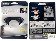 Nite Ize Tasklit White LED Headlamp NET-07-02  **NEW**