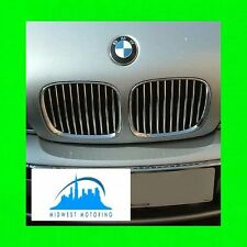 1997-2003 BMW E39 5 SERIES CHROME TRIM FOR GRILL GRILLE 5YR WARRANTY