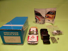 PROVENCE MOULAGE KIT K565 MITSUBISHI GALANT MONTE CARLO 1991 - 1:43 - VG IN BOX