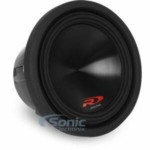 "Alpine Type-R SWR-10D4 750W RMS 10"" Type-R Series Dual 4-Ohm Car Audio Subwoofer"