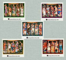 1996 Futera NBL (Australia Basketball) Card Dream Team  Subset Full Set (5)