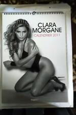 CALENDRIER CLARA MORGANE 2011 EXCELLENT ETAT RARE
