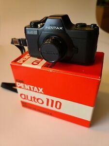 Pentax Auto 110 SLR System