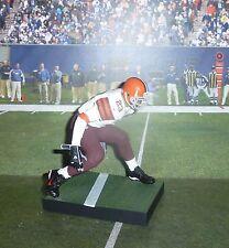 Custom  J. Haden #23  CB Cle Browns Mcfarlane figure