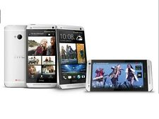 HTC-One-M7 Silver-LTE-4G-GPS-WIFI-Android-32GB-Unlocked-Smartphone