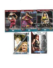 TNA BORN IN MAPLE GROVE MINNESOTA 5 ODB WRESTLING CARDS SEE SCAN