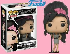 Amy Winehouse Funko POP Rocks #48 Vinyl Figur Figure Figura Figurine Doll Statue