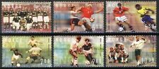 Norway 2002, Soccer, Sports, full set MNH Sc 1340-45