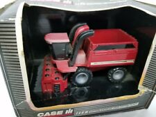 Ertl Case IH Cotton Express 2555 Cotton Picker 1/64 Scale Die Cast Farm Free S&H