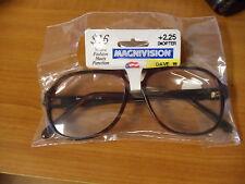 NEW Men's   READING DAVE 18 Glasses - 2.25 Strength - MEGAVISION
