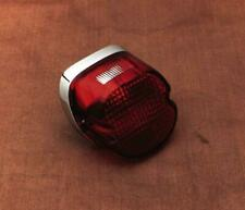 Drag Specialties DS-272036 Laydown Taillight Lens with Top Tag Window