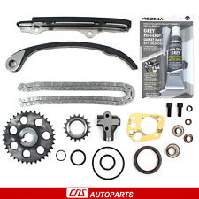 For 89-97 Nissan 2.4L 240SX D21 Pickup Axxess Stanza KA24E SOHC Timing Chain Kit