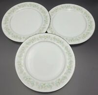 "3 Vintage Noritake China Savannah 10 1/2"" Dinner Plates Pattern #2031"