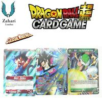 Dragon Ball Super TCG - Set 4 - Colossal Warfare Individual Single Cards