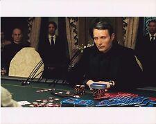 James Bond 007 Casino Royale Prop $500000 Poker plaque & Photo - Spectre